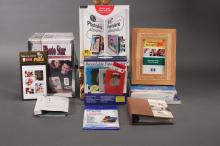 Picture Frames and Photography Supplies