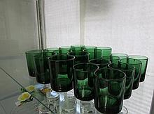 BARWARE / BEVERAGE GLASSES (20)
