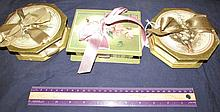 VINTAGE KEEPSAKE BOXES (3)