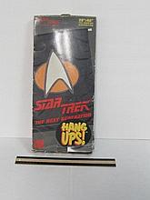STAR TREK THE NEXT GENERATION HANG UPS 28