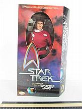 STAR TREK CAPTAIN SPOCK FIGURE NIB, CAPTAIN SPOCK AS SEEN IN STAR TREK II THE WRATH OF KHAN, SPECIAL COLLECTOR'S SERIES