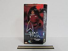 STAR TREK ADMIRAL JAMES KIRK FIGURE NIB, ADMIRAL JAMES KIRK AS SEEN IN STAR TREK II THE WRATH OF KHAN, SPECIAL COLLECTOR'S SERIES