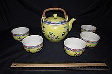 VINTAGE CHINESE TEA SET