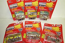 RACING CHAMPIONS STREET RODS (6) ORIGINAL PACKAGING3.25