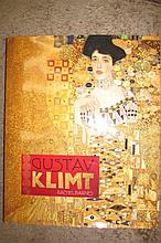 GUSTAV KLIMT, BY RACHEL BARNES HARD BACK ART BOOK