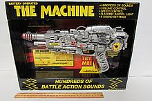 1991 THE MACHINE GUN BY ROYAL CONDOR, BATTERY OPERATED