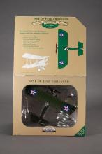 Gearbox US Army 1917 Sop with Pup 1/32 Diecast Metal Model Airplane