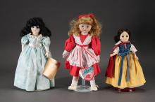 Vintage Collectible Dolls (3)