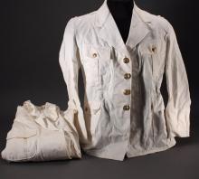 Vintage Naval Uniform Jackets (3)