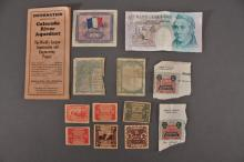 Paper Money and Informational Pamphlet