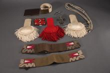 Vintage Military Ornaments and Accessories