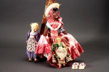 Vintage Dolls & Doll Shoes (4)