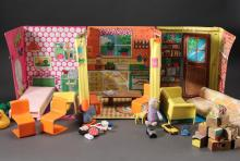 Barbie Country Living Home