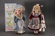 Collectible Dolls (2)