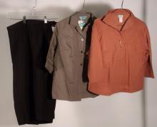 Ladies Vintage Skirts and Tops (4)