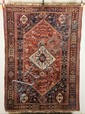 Shiraz Scatter Size Oriental Rug
