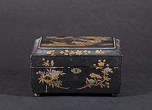 Chinese Laquerware Empire Box