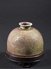 Chinese Kangxi Beehive Water Pot,