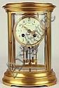 Tiffany & Co. Shelf Clock