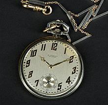 E. Gubelin Lucerne Pocket Watch