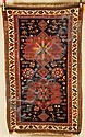 Kazak Oriental Scatter Rug