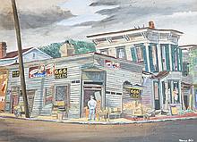 Harry St John Dix, Seattle, (1908 -1968)
