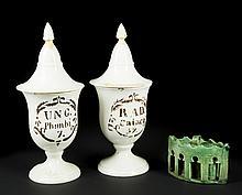 18thC English Pottery Lot