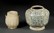Thai Swankolok Pot and Terracotta Vessel