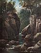 J.T Hughes English landscape.