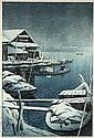 Hasui Kawase Japanese Block Print