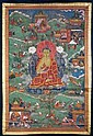 A Fine 18th Century Avadana Thangka (Thanka), Tibet.