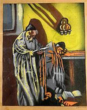 Perlman, Jews pray