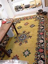 Old Moroccan carpet