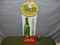 TEEM SODA Advertising Thermometer 11 1/2 x 28