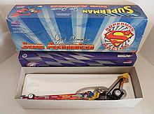 Action Joe Amato Tenneco/Superman Top Fuel Dragster