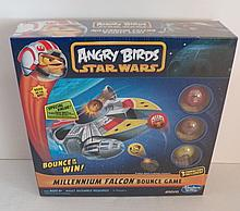 2013 Angry Birds Star Wars Millennium Falcon Bounce Game