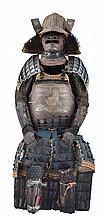 **A JAPANESE ARMOUR (TOSEI GUSOKU), EDO PERIOD
