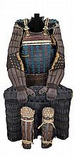 **A COMPOSITE JAPANESE PART ARMOUR (TOSEI GUSOKU), EDO PERIOD