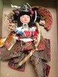 Vintage Japanese Warrior Doll