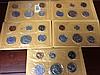 5 1962 Uncirculated U.S. Mint Sets