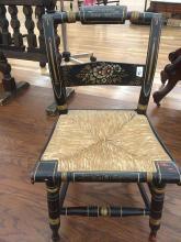 Vintage Child's Hitchcock Chair
