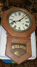 Miniature Size Sessions Regulator Clock