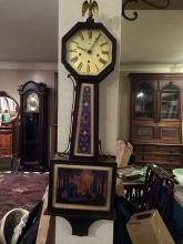 New Haven Banjo Clock