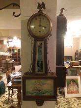 Mid Size Banjo Clock