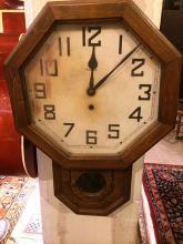 Waterbury Clock Co. School House Clock