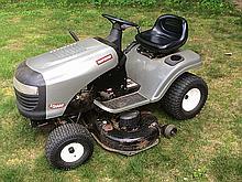 Craftsman LT 2000 Riding Lawn Mower