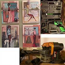4 Vogue Artwork & Tools