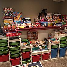 Large Lego & Toy Lot