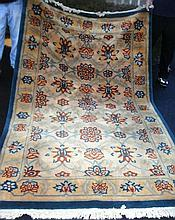 Estate Handmade Decorative Rug