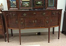 Outstanding Estate Period Hepplewhite Sideboard